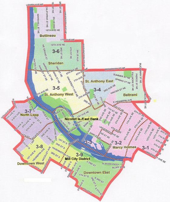 Neighborhoods - Diane Hofstede - Community Development